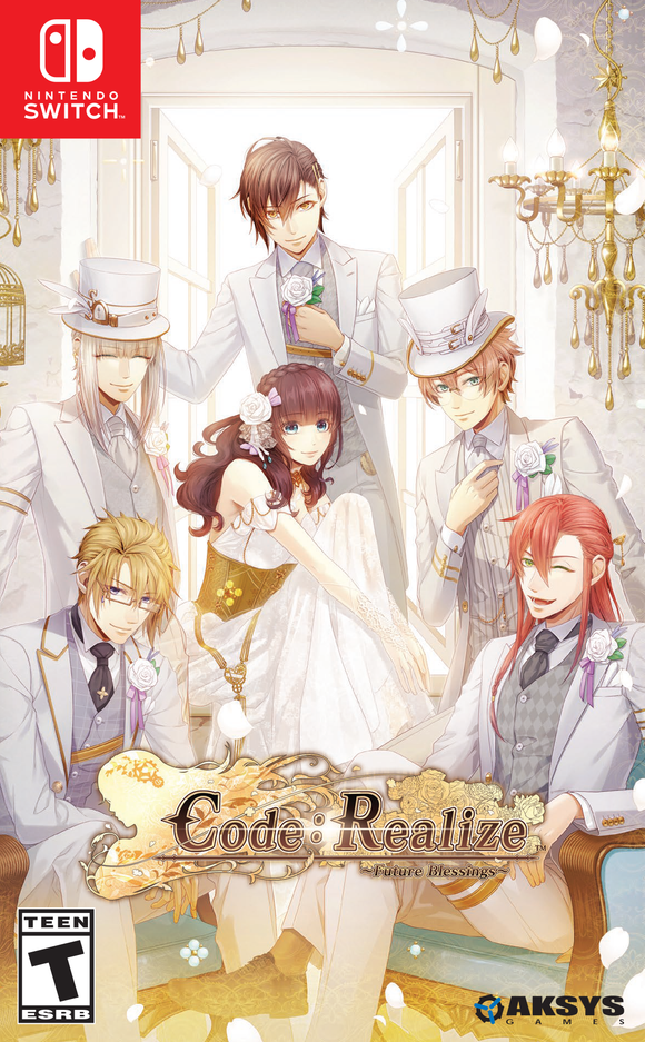 PRE-ORDER - Code: Realize ~Future Blessings~ (Nintendo Switch™)