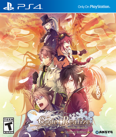 Code: Realize ~Wintertide Miracles~ (PS4) LIMITED EDITION