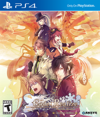 LIMITED EDITION: Code: Realize ~Wintertide Miracles~ (PS4)