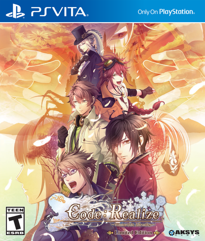LIMITED EDITION: Code: Realize ~Wintertide Miracles~ (PSVita)