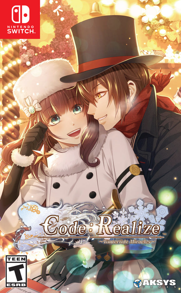 PRE-ORDER - Code: Realize ~Wintertide Miracles~ (Nintendo Switch™)
