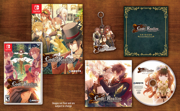 Code:Realize~Guardian of Rebirth~ Collector's Edition (Nintendo Switch™)
