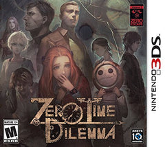 Zero Time Dilemma  -Nintendo 3DS-