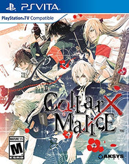 Collar X Malice - PlayStation Vita (Digital Only)