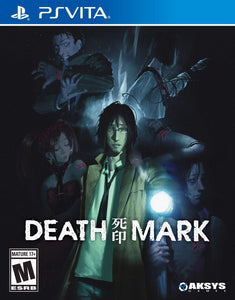 Spirit Hunter: Death Mark - PlayStation Vita