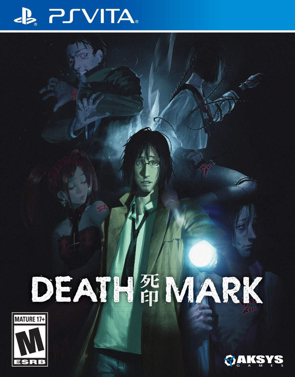 Spirit Hunter: Death Mark - PS Vita