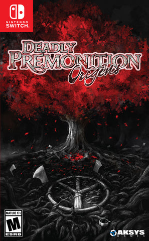 PRE-ORDER - Deadly Premonition Origins (Nintendo Switch™)