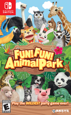 FUN! FUN! Animal Park for Nintendo Switch™