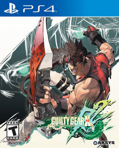 Guilty Gear Xrd REV 2 - PlayStation®4