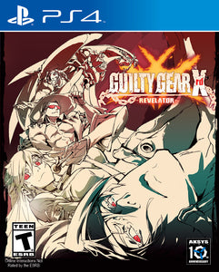 Guilty Gear Xrd -Revelator- PlayStation®4