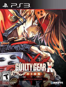Guilty Gear Xrd - SIGN - PlayStation® 3 - Limited Edition