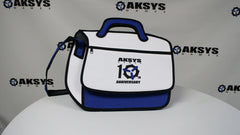 Aksys 10th Year Anniv 2D Messenger Bag