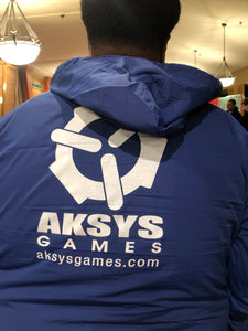 Aksys Games Jacket