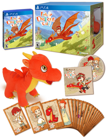 Little Dragons Cafe LIMITED EDTION - PlayStation®4