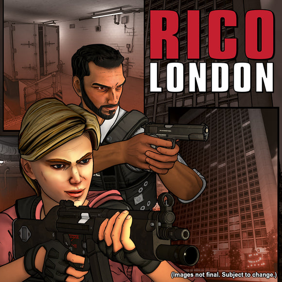 PRE-ORDER: RICO London - Various Platforms
