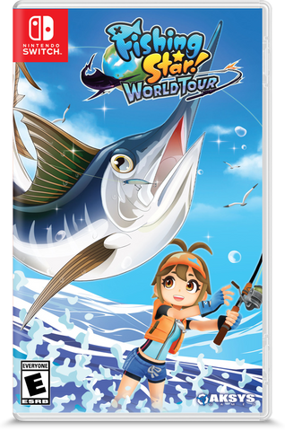 PRE-ORDER - Fishing Star World Tour