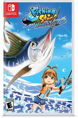 PRE-ORDER - Fishing Star World Tour (Nintendo Switch™)