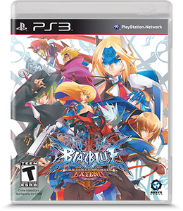 BlazBlue: Continuum Shift EXTEND - PlayStation®3