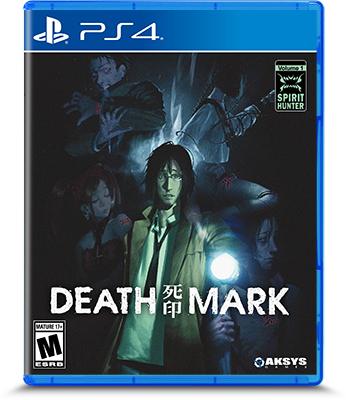 Spirit Hunter: Death Mark - PlayStation®4