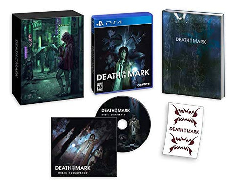 Death Mark Limited Edition - PlayStation 4