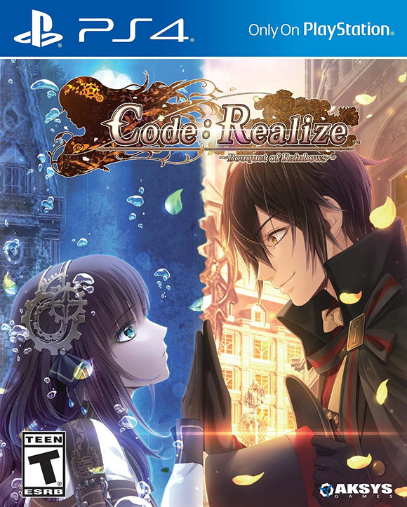 Code:Realize ~Bouquet of Rainbows~ (PS4)