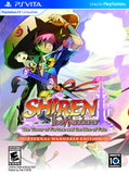 Shiren The Wanderer: The Tower of Fortune and the Dice of Fate ETERNAL WANDERER EDITION (PS VITA)