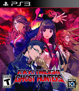 Tokyo Twilight Ghost Hunters - PlayStation 3