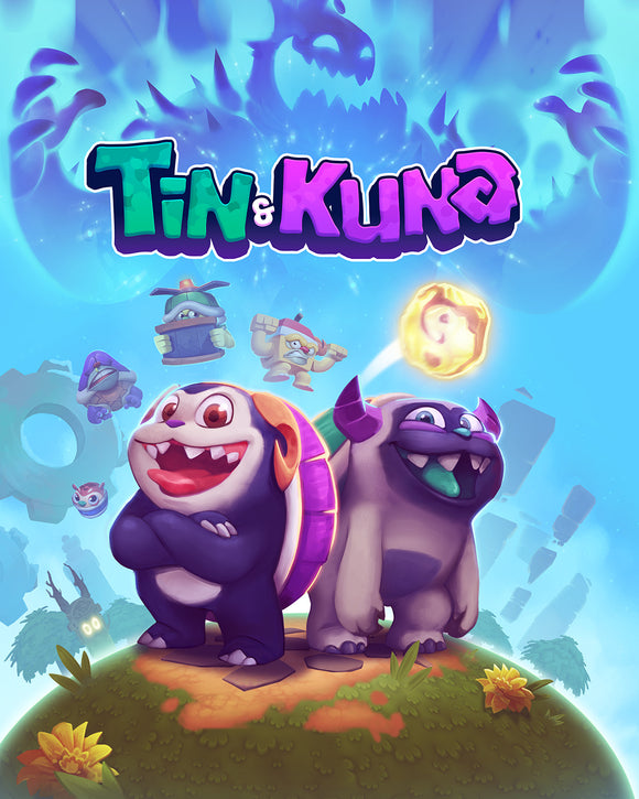 PRE-ORDER - Tin & Kuna - Various Platforms (PS4, NSW, XBOX)