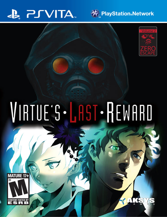 Zero Escape: Virtue's Last Reward - PS Vita