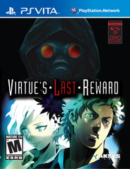 Zero Escape: Virtue's Last Reward for PSVITA