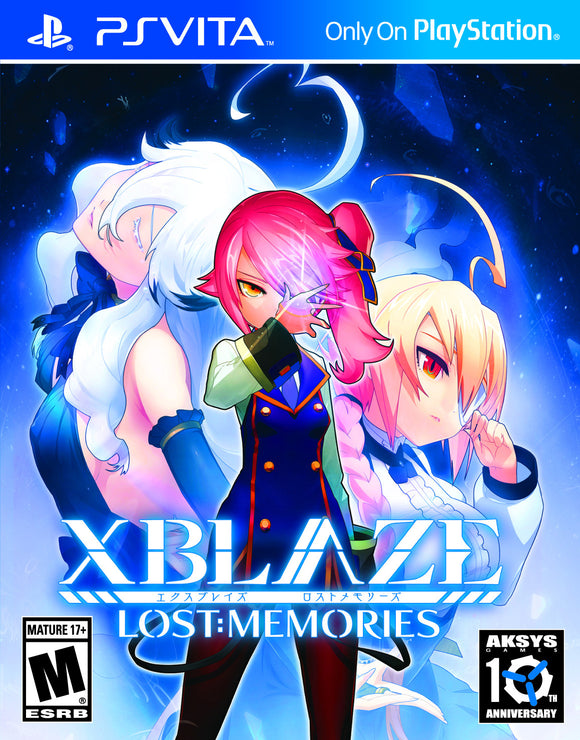 XBlaze Lost: Memories (PS Vita)