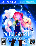 XBlaze Lost: Memories (Vita)
