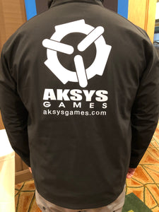 Aksys Games Track Jacket