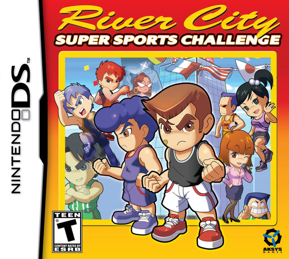 River City Sports Challenge - Nintendo DS™