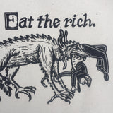 Eat The Rich patch