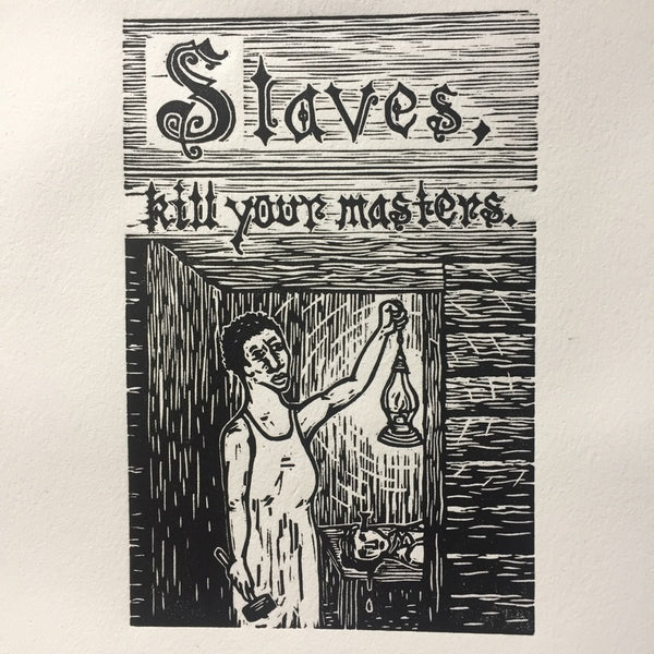 Kill Your Masters print