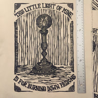This Little Light of Mine Patch