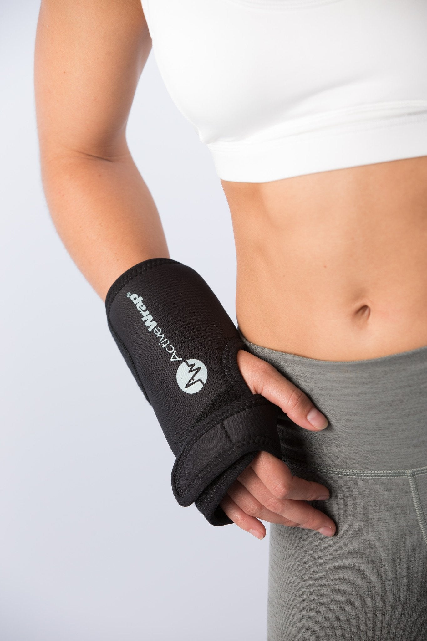 Carpal Tunnel Therapy, Wrist Heat and Ice Wrap, Wrist Support, ActiveWrap Wrist Ice Wrap, Best Ice Wrap for Carpal Tunnel