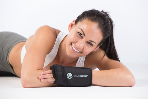 Wrist Ice Pack & Heated Wrist Wrap