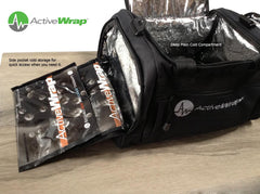 ActiveWrap Ice Packs, Athletic Trainer's Kit, Cooler Bag
