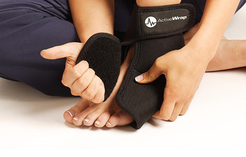 Foot/Ankle Heat & Ice Wrap