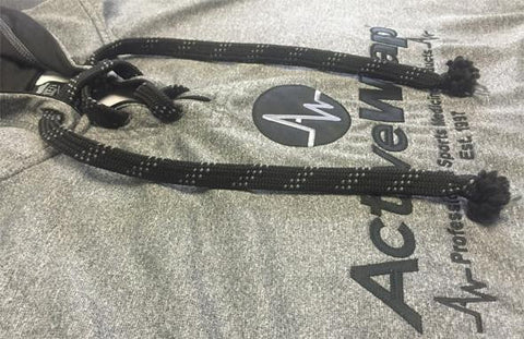 ActiveWrap Performance  Laced Hoodie