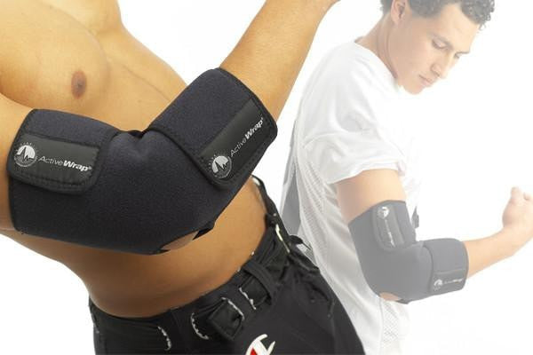 Elbow Wraps: Ice & Heat Packs (All-in-1)