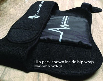 ActiveWrap Hip Ice Wrap- Hip Heating Pad