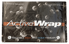 Large Reusable Heat and Ice Pack, ActiveWrap Ice Pack