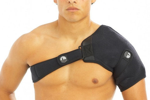 ActiveWrap Shoulder Ice Wrap, Shoulder Ice Pack, Rotator Cuff Injury Relief, Frozen Shoulder Relief, Baseball Pitcher Wrapped in Ice
