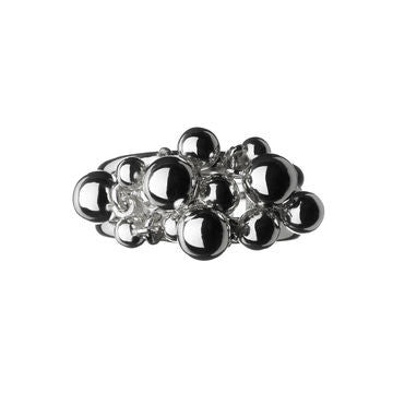 Links of London Sterling Silver Effervescence Ring - 5045.2424