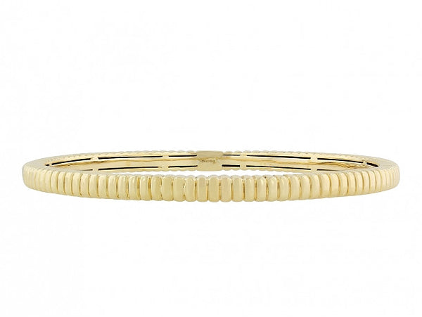 Links of London 18K Yellow Gold Sweetie Signature Bangle - 5012.0326