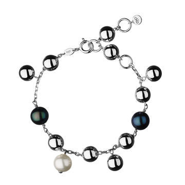Links of London Effervescence Pearl Bracelet - 5010.1481