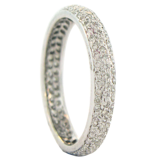 Sethi Couture Simple Elegance Tire Ring